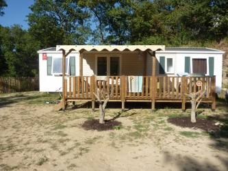 mobil-home 4 chambres