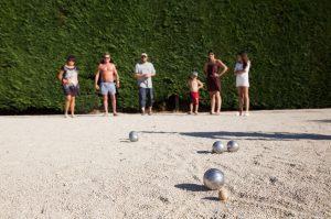 L'incontournable tournoi de pétanque, une animations pour toute la famille