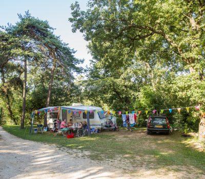 camping drôme nature
