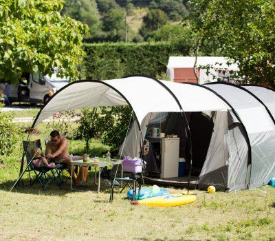 camping staanplaatsen
