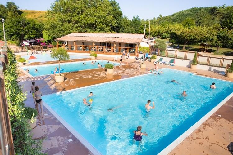 zwembad in frankrijk