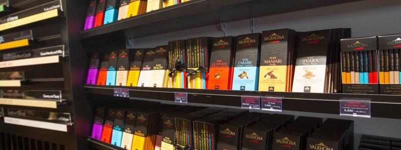 Cité du chocolat Valrhona