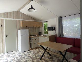 interieur hébergement