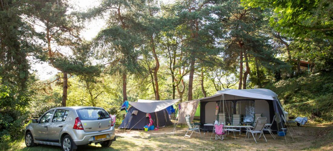 emplacement nature drôme camping
