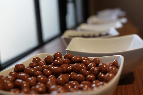 cité du chocolat à Valrhona