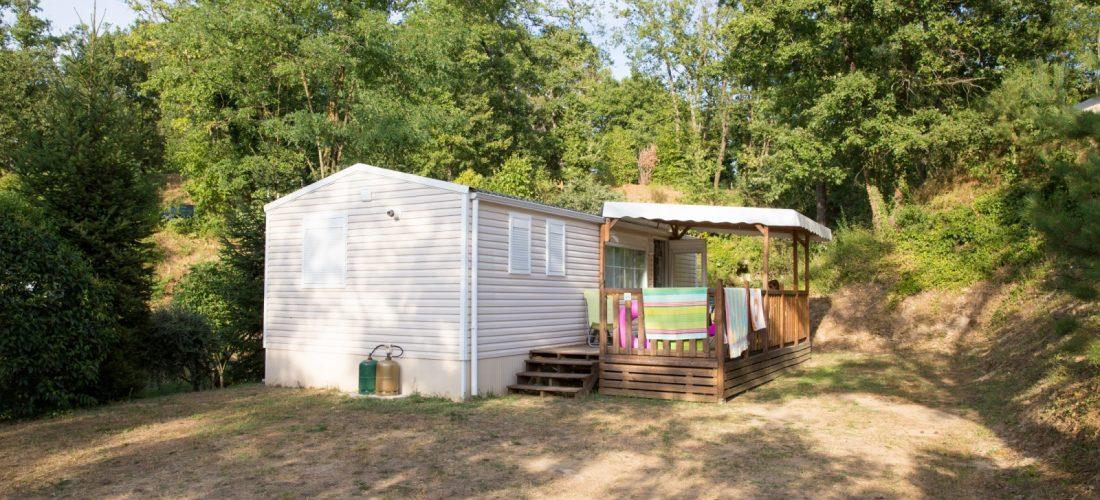 grand confort camping nature hébergement drôme