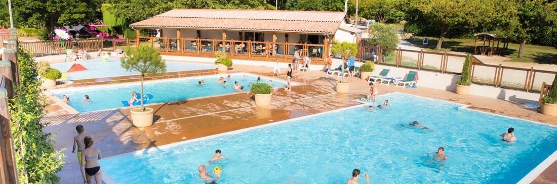 zwembaden in frankrijk