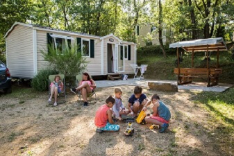 3 chambres camping