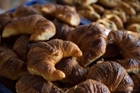 service boulangerie camping