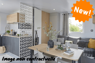 Mobil Home 11 personnes